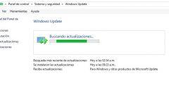 No puedo actualizar Windows 8.1