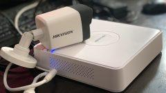 Instalación de NVR y Cámara IP Hikvision