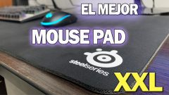 Revisión Mouse Pad Gaming SteelSeries QcK XXL