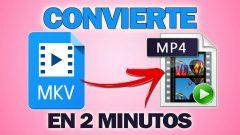Convertir de MKV a MP4