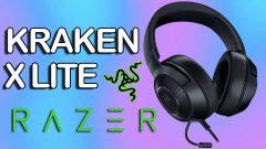 Unboxing Razer Kraken X Lite 🎧 | El Headset Barato de Razer!