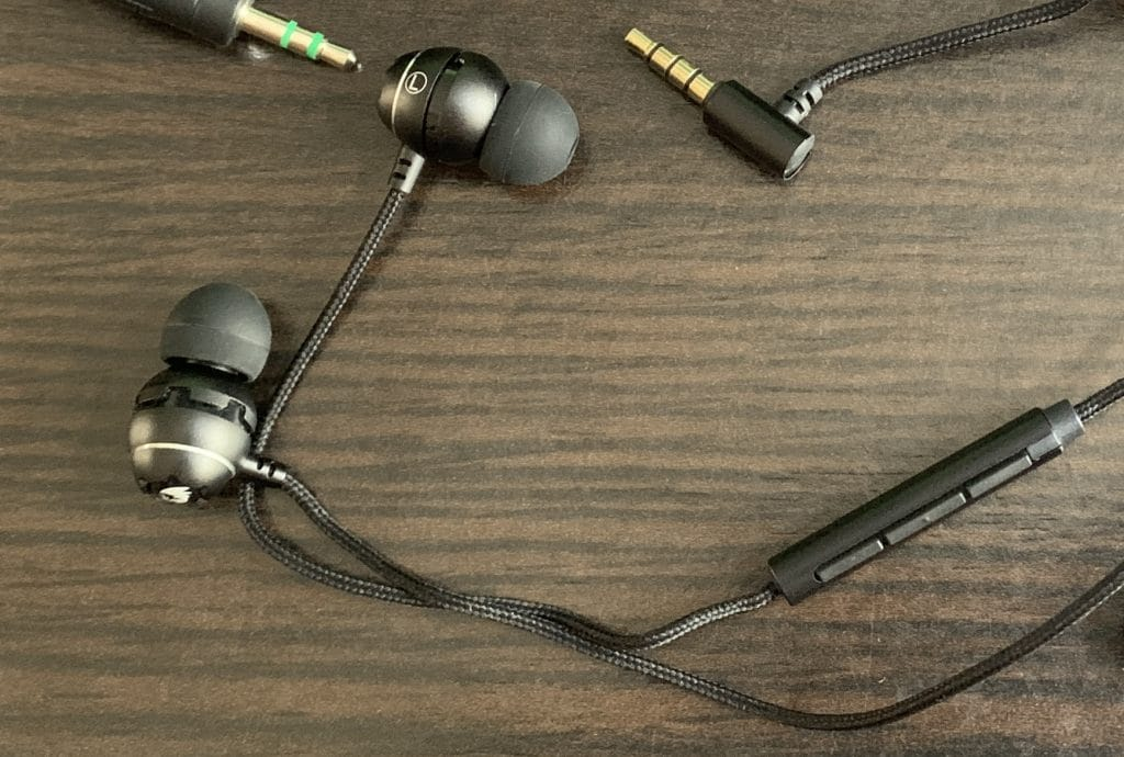 control de volumen auricular redragon