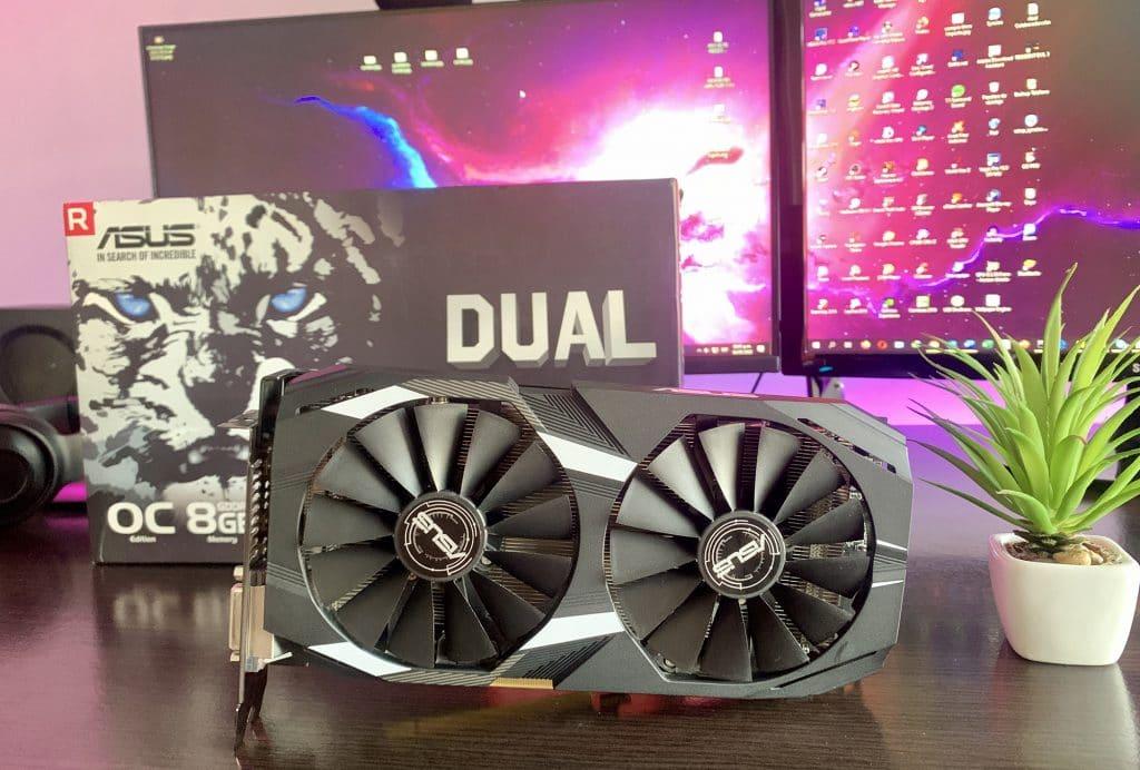 Radeon RX 580 mejor GPU precio Calidad
