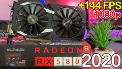 Review RX580 la mejor gráfica para 1080 Precio Calidad en 2020