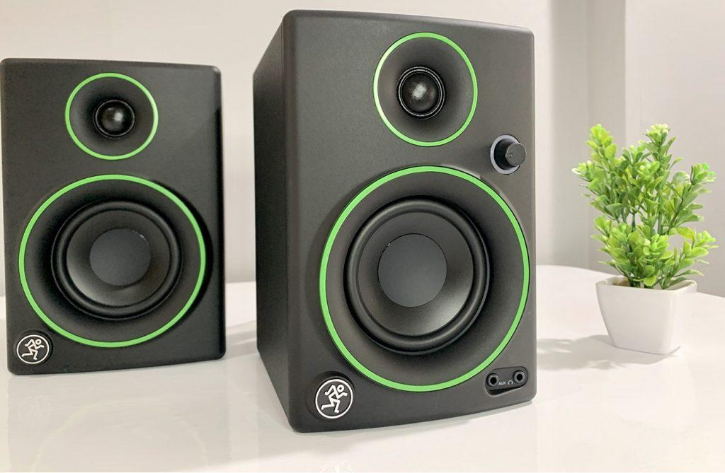 Mackie CR3 altavoces monitores