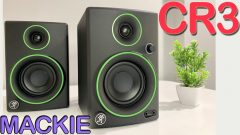 Monitor de Estudio Mackie CR3 | Unboxing & Review