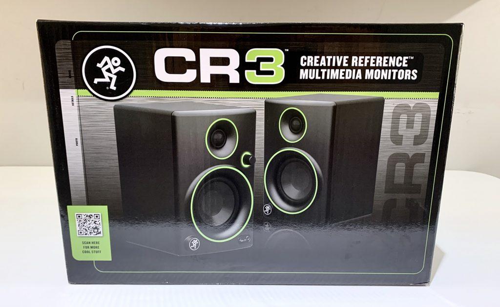 Mackie CR3 caja