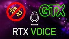Cómo usar Nvidia RTX Voice en GTX