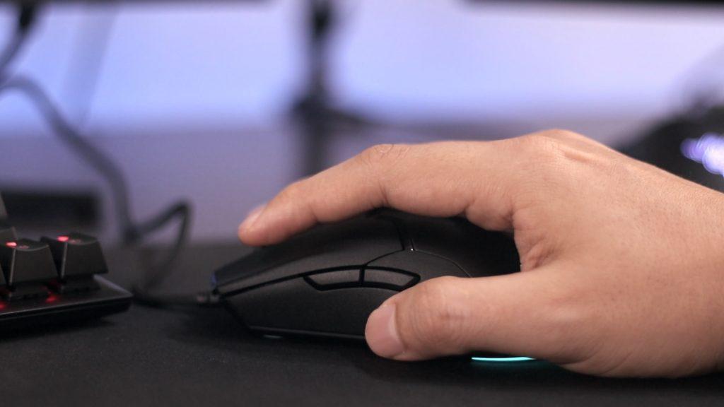 viper mini agarre y switchs