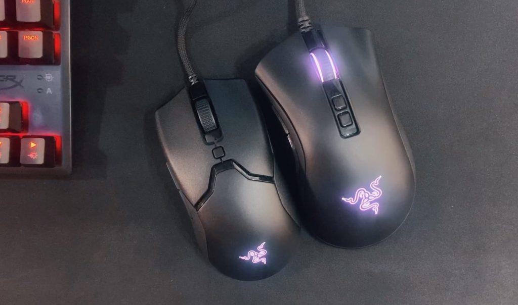 Viper Mini y Deathadder v2