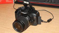 Adaptador de corriente continua para Cámara Canon Mirrorless o DSLR